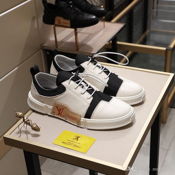 NewI1 chaussures luxe pour hommes occasionnels chaussures de sport en plein air sauvages mode chaussures confortables hommes plat boîte d'emballage d'origine Zapatos Homb