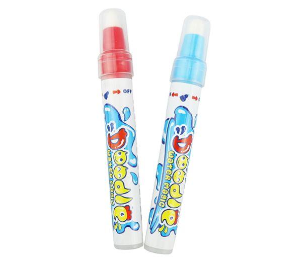 New arrival Aqua doodle Aquadoodle Magic Drawing Pen Water Drawing Pen Replacement Mat add water free shipping 350pcs