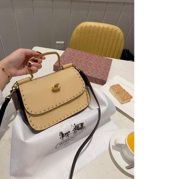Les femmes sac taille de sac à main shooulder de haute qualité 25 * 16cm boîte cadeau exquis WSJ010 # 112997 xia8803