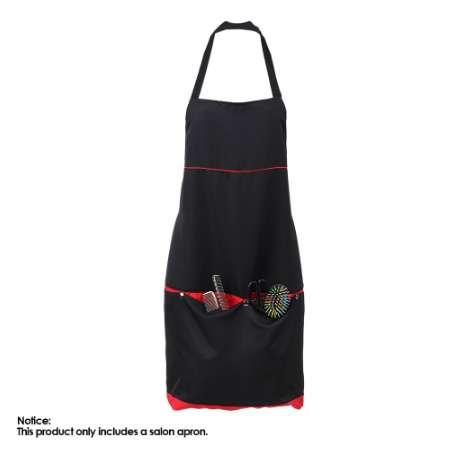 New Durable Waterproof 4 Pockets Salon Aprons for Pet Dog Barber Hair Cloth Cutting Styling Accessory