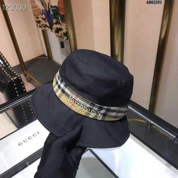2019 Clásico vendedor caliente de moda para mujer sol sombrero famoso diseñador de marca mujer sombrero para el sol