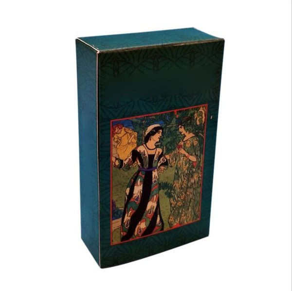 Smith Green Box Tarot