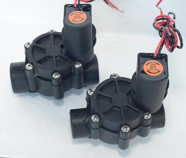 Valvulas de riego automatico