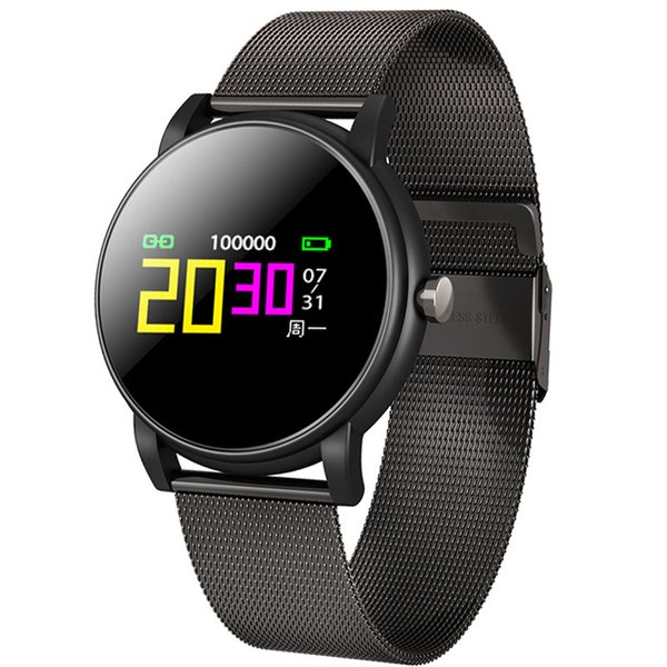 Fitness Smart Watch Men Women Blood Pressure Heart Rate Monitor Pedometer IP68 Waterproof Running Sports Watch For IOS Android