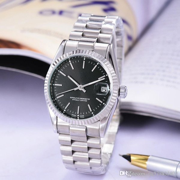 Masculino Fashion Business Men's Mechanical Watch Stainless Sts Steel Unique Designer Couple Relogio Masculino Mechanical Watch Gift