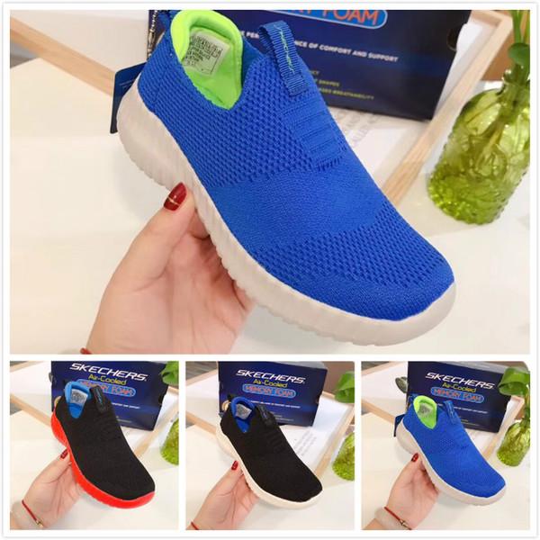 zapatos skechers para bebes 2019