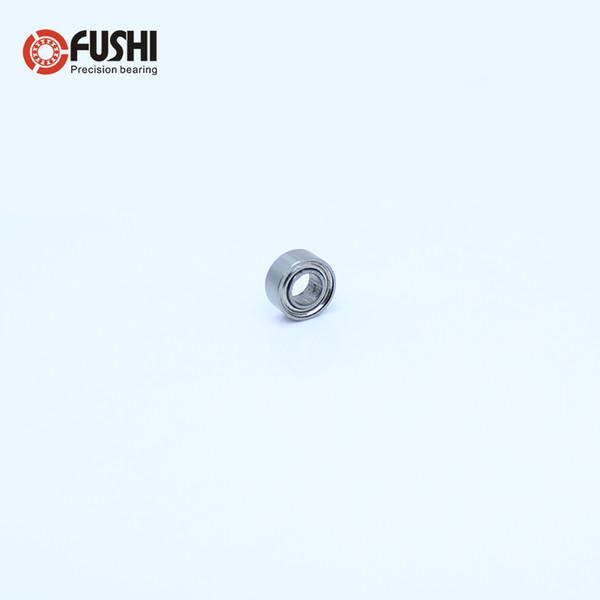 Roulements à billes miniatures R144ZZ ABEC-1 (100PCS) 3.175x6.35x2.779MM 1/8
