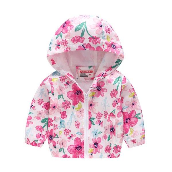 Осень Детские куртки для мальчиков Одежда для девочек с длинным рукавом мультфильм Девочки Пальто Для мальчиков Верхняя одежда Детская одежда мальчика пальто