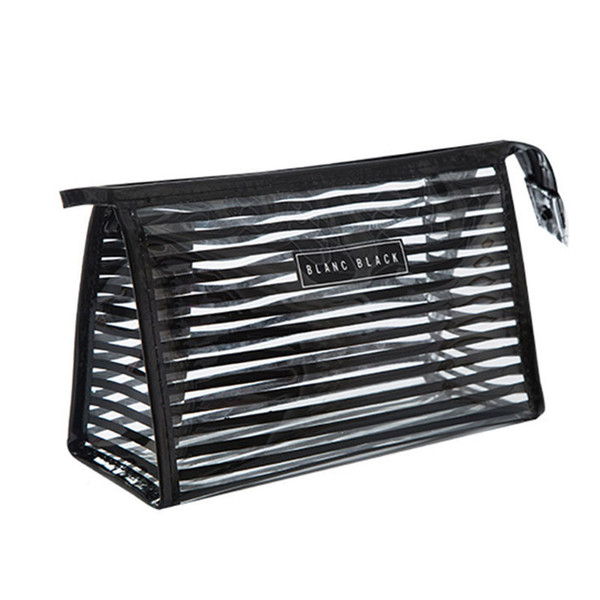 Travel Cosmetic Bag Bath Bag Cosmetic Case Make Up Hand Bag Female Waterproof Transparent Organizer Toiletry Storage Kit
