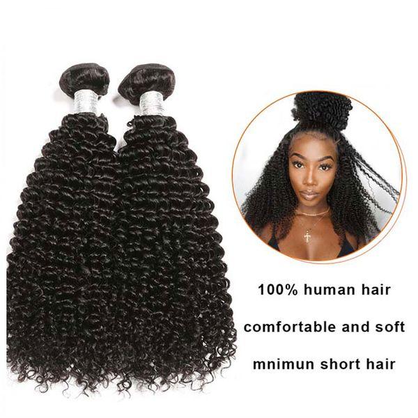 RXY Moğol Sapıkça Kıvırcık Saç Demetleri Uzun Kıvırcık İnsan Saç Demetleri Işlenmemiş Bakire Insan Saçı Dokuma Olabilir Afro Kinky Kıvırcık