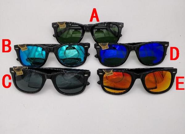 High Quality Acetate Frame Sun Glasses Glass Lens G15 lens Mirror Sunglasses Design Glasses For Ladies UVA