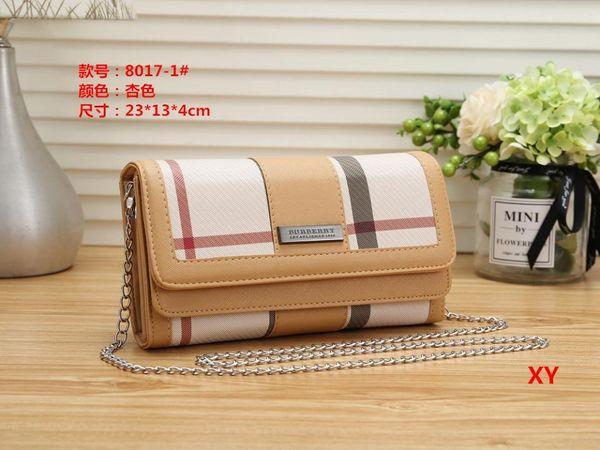 New Diamond Lattice Women Chain Shoulder Bags Messenger Bag Ladies Handbag Clutch Wallet Cosmetic Bags Tote Shopping Bag Tote Purse Wallet04