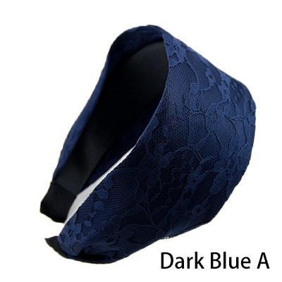 Cor: azul escuro A