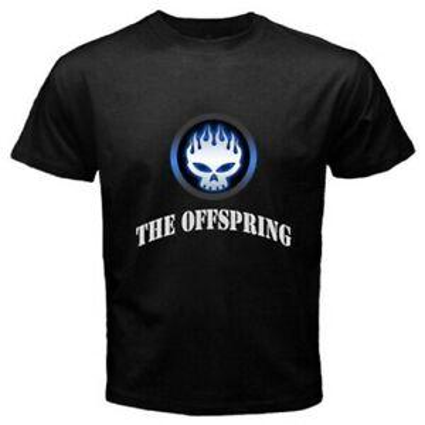 "New ITEM""! The Offspring American Punk RoDesign BlaDesign T-shirt Size L, XL, 2XL"