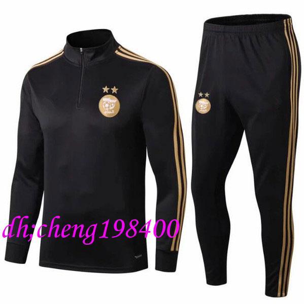2019 2020 Algeria adult tracksuit MAHREZ soccer 19 20 BOUNEDJAH Survetement maillot de foot FEGHOUL sportswear football training suit