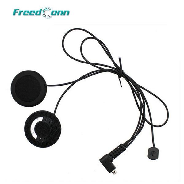 FreedConn T-COM VB SC COLO Soft Headphone Microphone For FreedConn Helmet Bluetooth Intercom Free Shipping!!