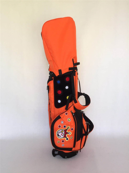 best selling Free EMS Shipping! 2019 New Released High Quality Custom Golf Tour Stand Bag Carry Bag For Tour Use