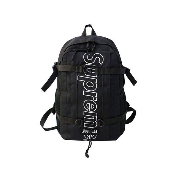 Envío gratis 2019 Moda Europa y América estilo de viaje bolsa de usos múltiples de nylon bolsos mochila de gran capacidad