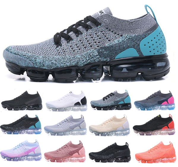 upgrade the second generation Air Cushion 2018 new Airs cushion shoes mens womens Sneakers Fashion Designer Brand Sports Shoes Casual shoes