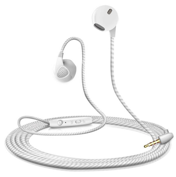Cells Phones Accessories Cell Phones Accessories Cell Phones Earphones Sports headphones in the ear wire control with heavy bass phone headp