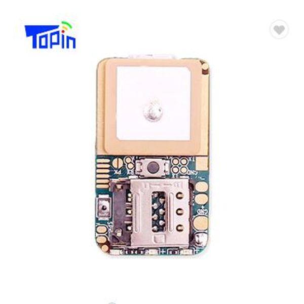 ZX302 Mini GPS Tracker PCB Assembly System MT2503D GSM GPRS GPS Module 31*18*4.5mm