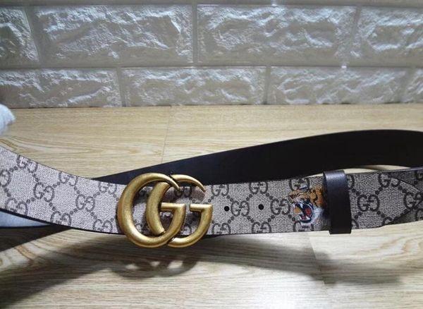 Heißer verkauf neue Mens Womens schwarz Gürtel aus echtem Leder Business Gürtel reine Farbe Gürtel Schlange Muster Schnalle Gürtel für Geschenk