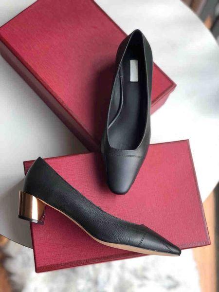Summer 2019 New Fashion Brand Retro-Gula Silk Electroplated heels Women's High-heeled Shoes Size EU 35- 39