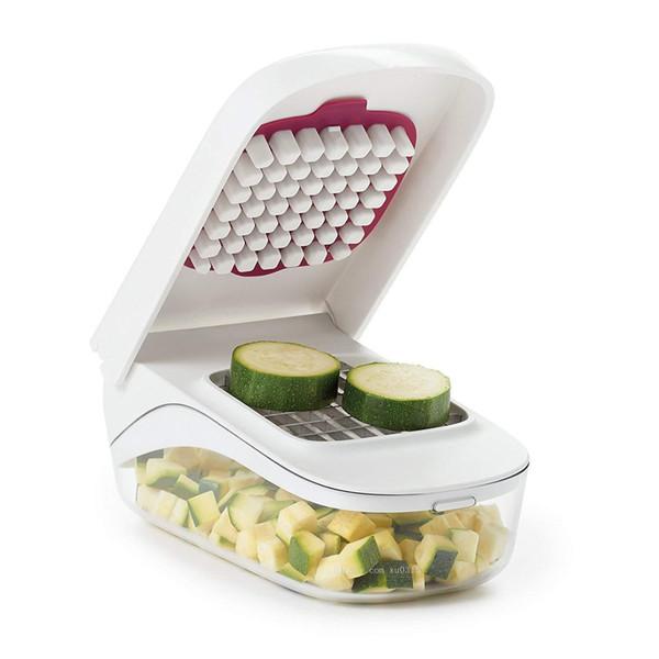 Livraison Gratuite Chaud Multi-fonction chopper déchiqueteuse de ménage frotter la pomme de terre en tranches planche à raser cuisine garde garde