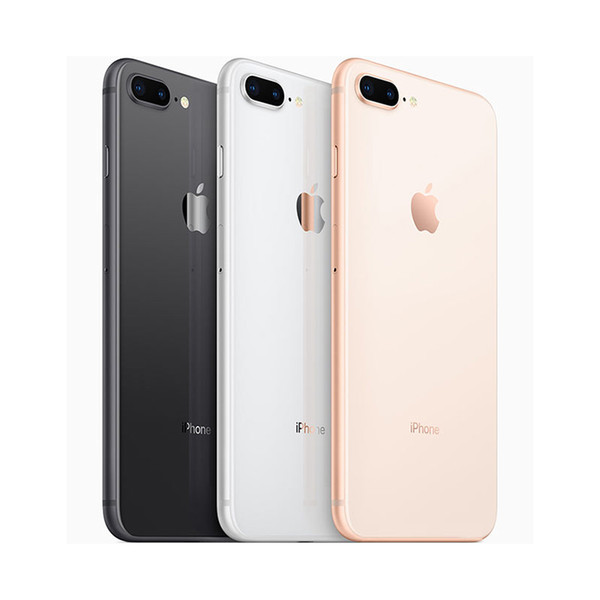 Refurbished Original Apple Iphone 8 8p With Touch ID Unlocked Phone 64GB 256GB 12.0MP iOS 12 4.7 5.5 Inch