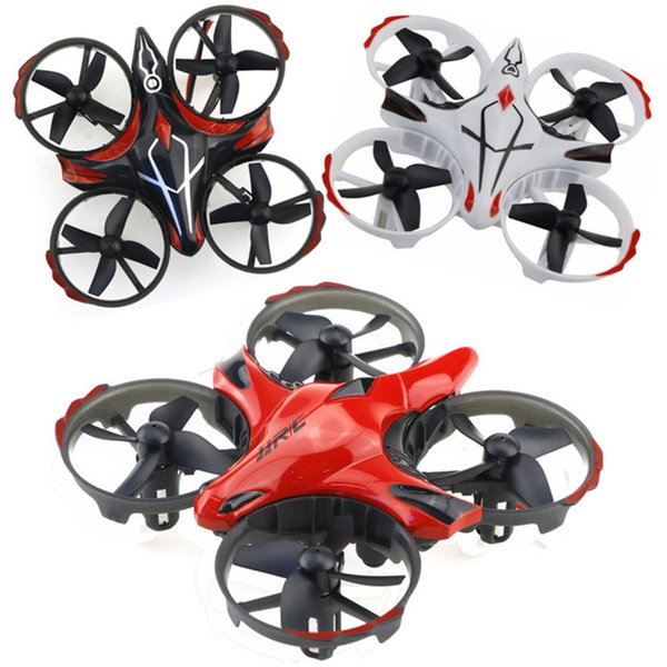 Folding mini four-axis aircraft Dual mode infrared Induction remote control aircraft with Headless mode RC drone C2361