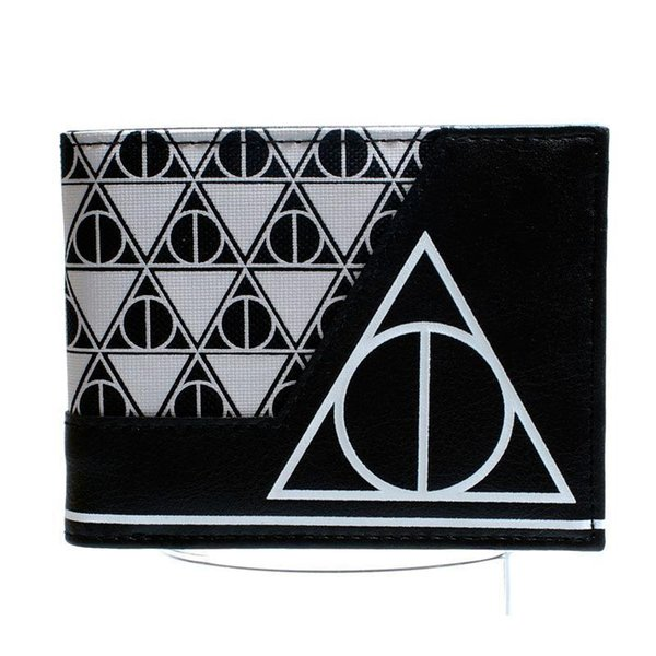 Crazy2019 Harry Potter Animated Cartoon Wallet Young Students Personality Wallet Boys And Girls Attractive Wallet Potter DFT-1457