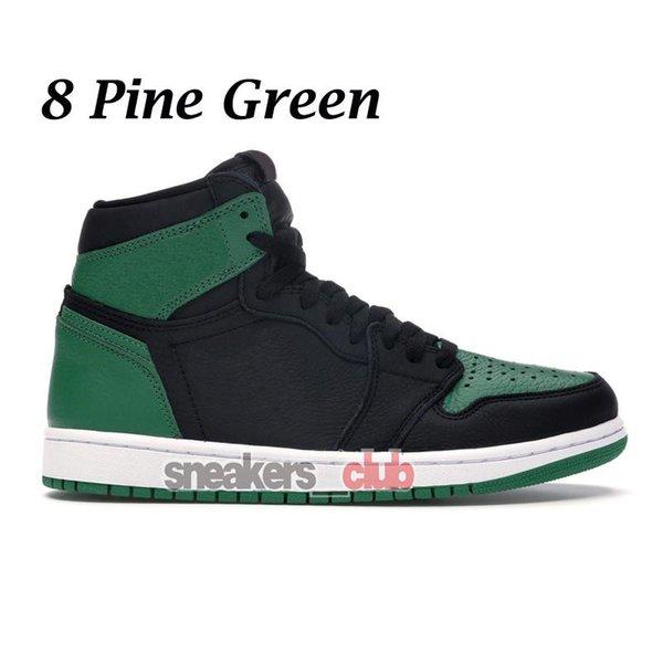 8 Verde pino