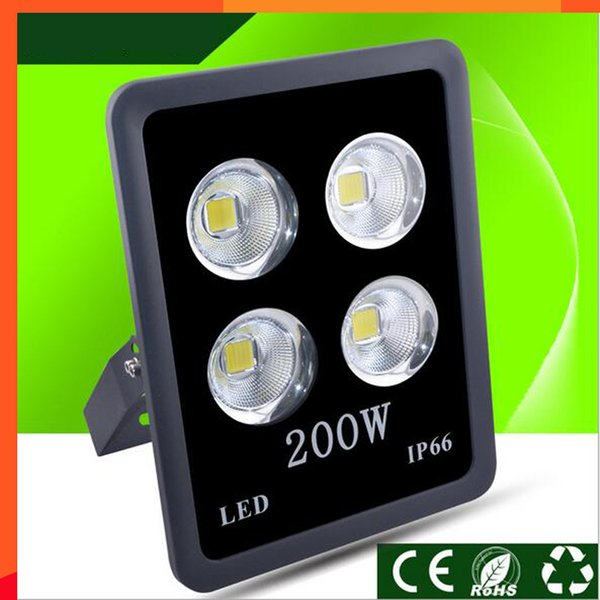COB Flood Light 200W 300W Led 400w 500w Floodlight New AC110-240V Led Spotlight Outdoor Lighting Led Street Floodlights
