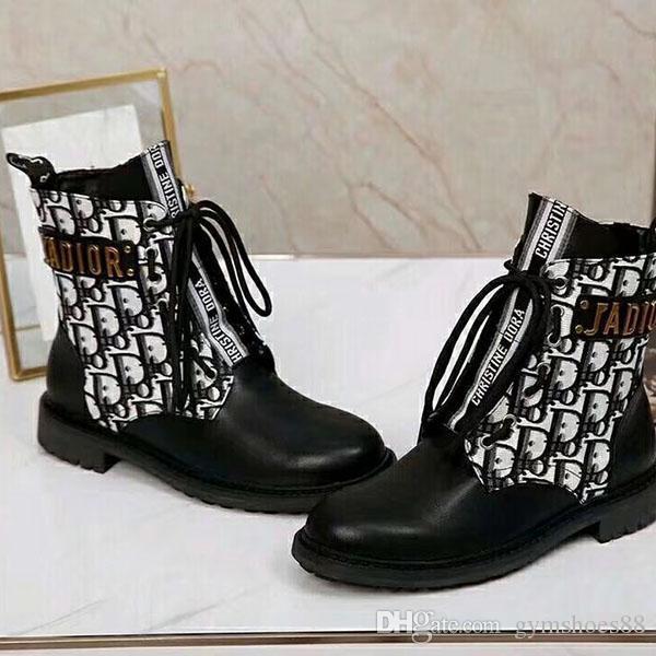 kalınlığında 35-41 büyük kadın ayakkabıları çöl botları deri lüks yüksek topuklu çizme ile yüksek topuklu bayan Martin botları kış