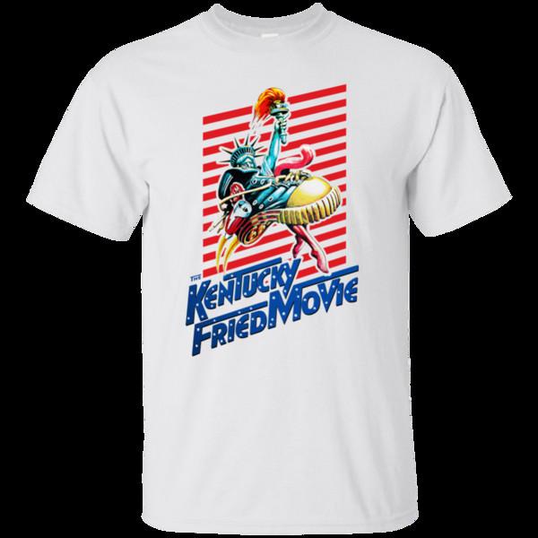 Кентукки жареный фильм, ретро, 1970-х, Комедия, Пародия, ПАЗ трубки, футболки смешные бесплатная доставка мужская повседневная футболка топ