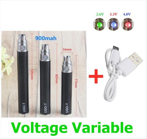 UGO-T VV 900mah+USB