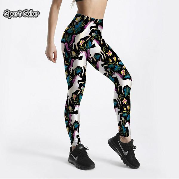 Nouveau Populaire Sexy Femmes Leggings Pantalons Yoga Fitness Haute Élastique Belle Cheval Gym Running Collants Mince Pantalon En Plein Air S-4XL