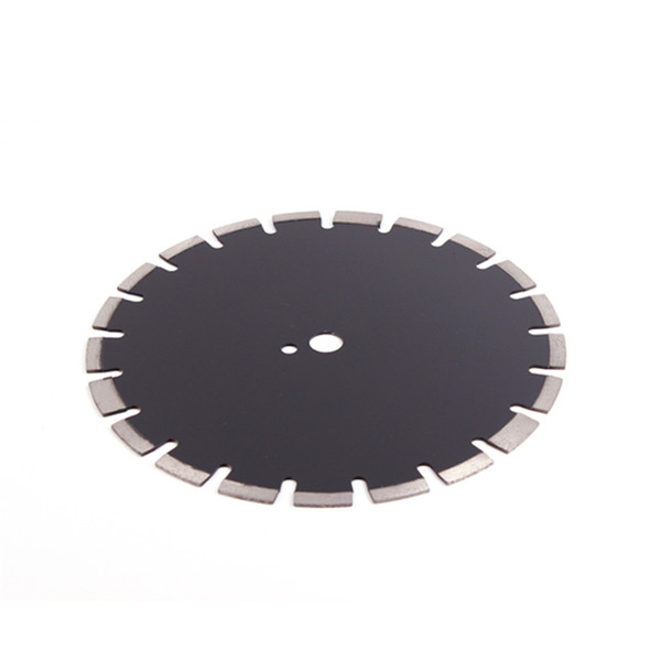 12 Inch D300mm Laser Welding Diamond Circular Saw Blades for Asphalt and Concrete Road Diamond Cutting Disc Stone Cutting Tools One Piece