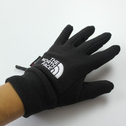 Горячие продажи TN FOutdoor спорт осень зима сенсорный экран перчатки по пересеченной местности теплый футбол женщина мужчина флисовые перчатки