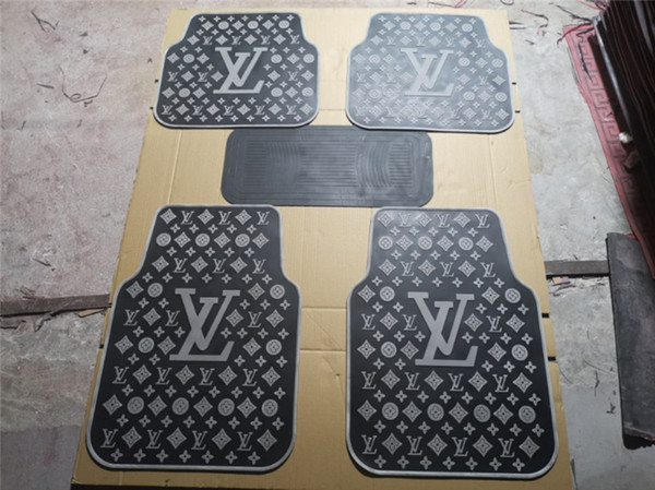 Car Mat Latex Interior Pad Luxury Eco
