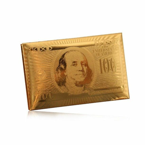 top popular Poker Card Gold foil plated Playing Cards Plastic Poker Waterproof High Quality Local Gold Waterproof PET PVC General style Wholesale 2020