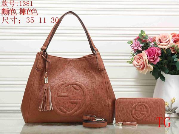 2019 Design Women's Handbag Ladies Totes Clutch Bag High Quality Classic Shoulder Bags Fashion Leather Hand Bags Mixed Order Handbags M073