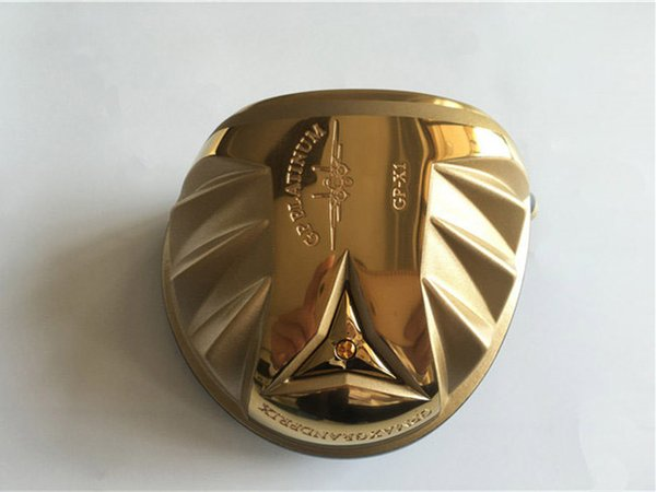 GP Platinum GP-X1 Driver Gold GP Platinum Golf Driver Golf Clubs Loft 9/10 Graphite Shaft With Head Cover