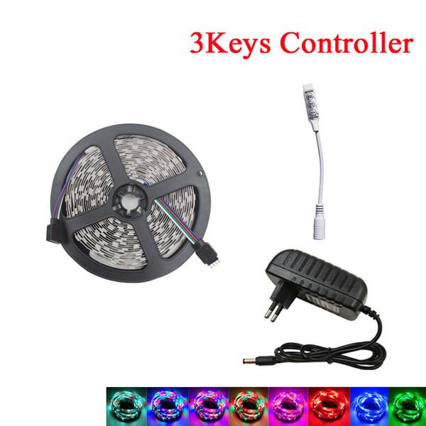 5M RGB-3Key Control