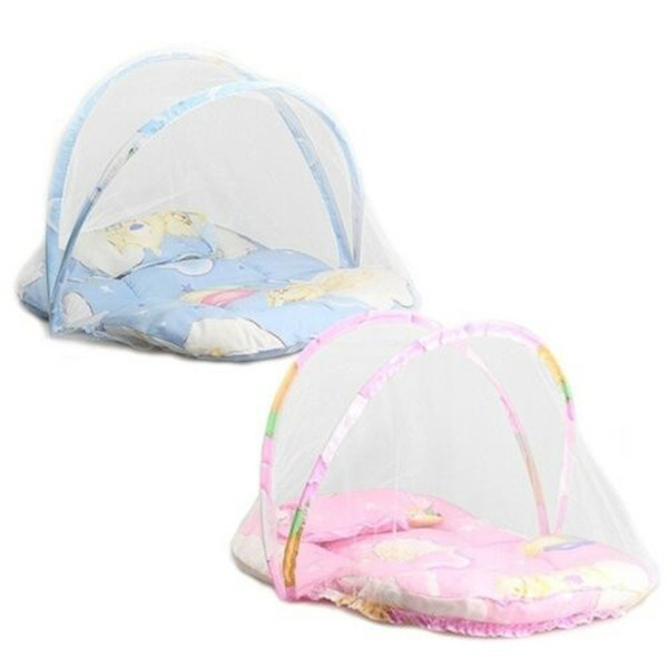 Foldable Newborn Infant Baby Mosquito Net Travel Tent Mattress Cradle Bed
