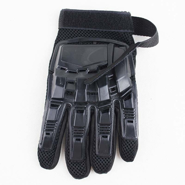Non-Slip Wear-Resistant And Comfortable Shell Shockproof Gloves Suitable For Riding Outdoor Sports Hunting Shooting Camping Free DHL M330Z