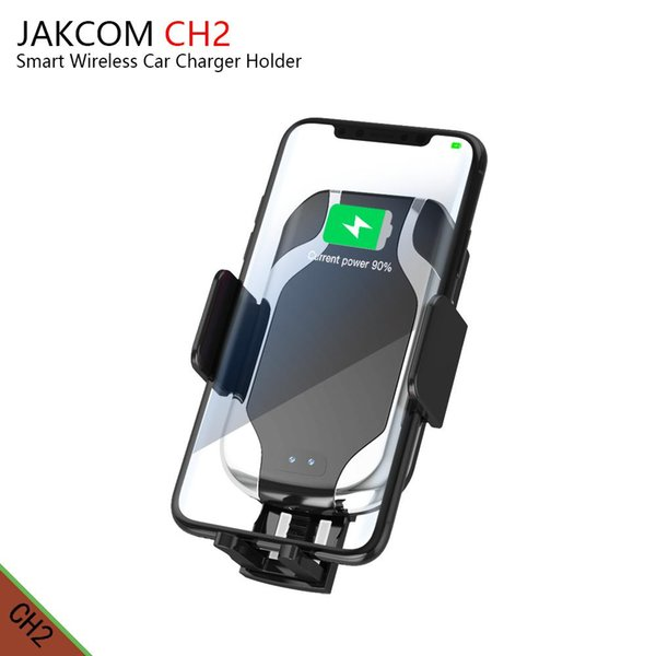 JAKCOM CH2 Smart Wireless Car Charger Mount Holder Hot Sale in Cell Phone Chargers as new 2018 best smart watch road bike