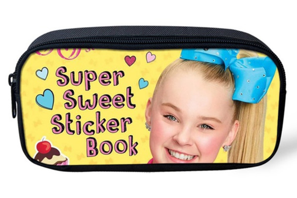 Ariana Grande Print Children Pencil Pouch Casual Storage Bag for Kids Girls Travel Women Make Up Cosmetic Bag G31