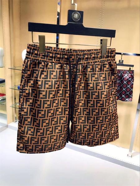 Beach Pants Summer Board Shorts Men Casual Outdoor Sports Walk Jogging Quick Drying Ventilation Fashion 55mdf1