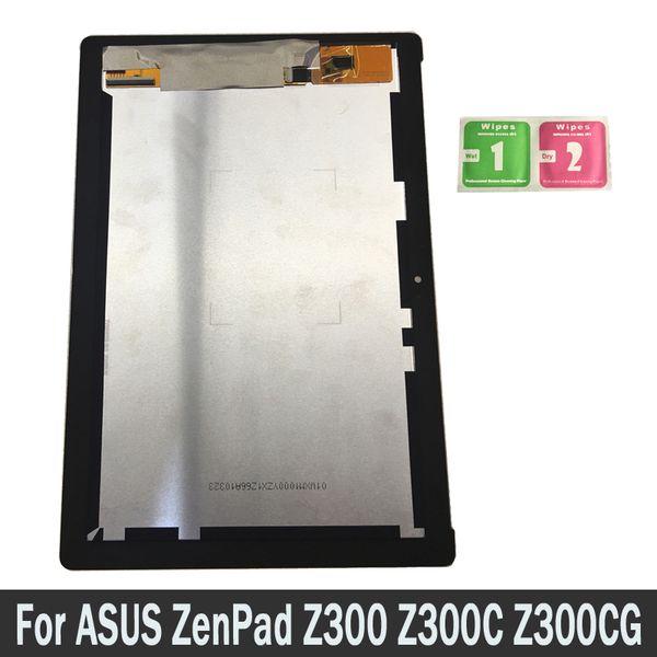 Per ASUS ZenPad Z300 Z300C Z300CG Z300M P021 LCD per tablet Sensori digitalizzatore touch screen Pannello di montaggio completo Parti di ricambio
